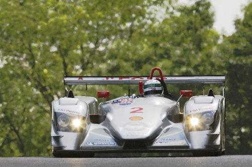 Az Audi R8 utolsó győzelme, 2006. július 4-én a Lime Rock Park-i versenyen. Forrás: The German Car Blog