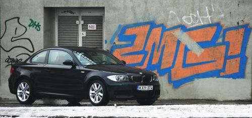 BMW 135i kupé. Fotó: Csikós Zsolt