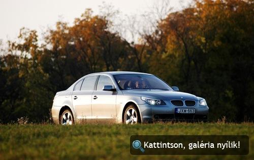 BMW 530xd orra. Fotó: Tóth Milán