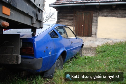 Mitsubishi Celeste Štramberkben