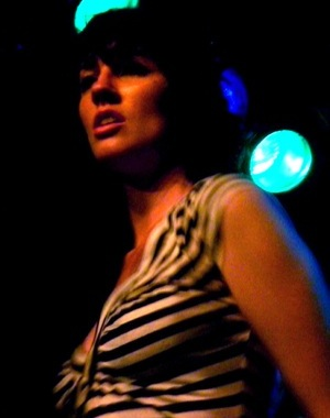 Kate Jackson, a Long Blondes énekese
