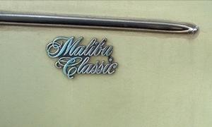 Chevrolet Chevelle Malibu emblémája