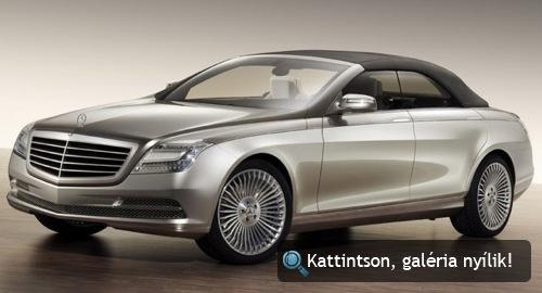 Mercedes-Benz Ocean Drive. Fotó: Daimler AG