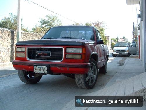 Chevrolet GMT 400, a Chevrolet C/K 1988-99 között, utódja a Silverado