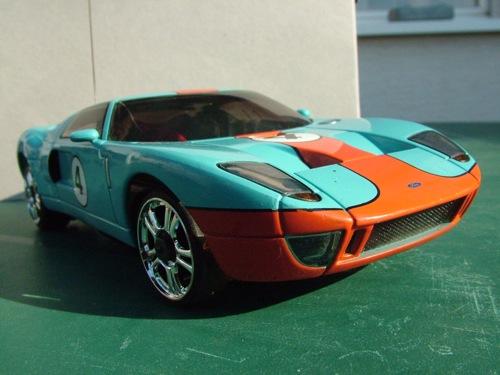 Ford GT játékautó