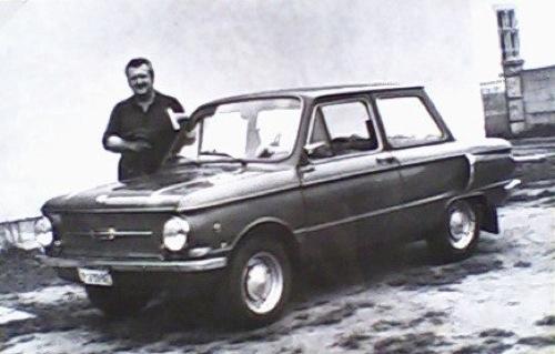 Zaporozsec Jászárokszálláson 1984-ben