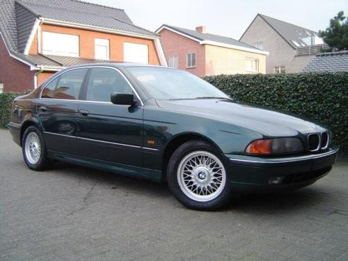 BMW E39 525 TDS. Forrás: Használtautó.hu