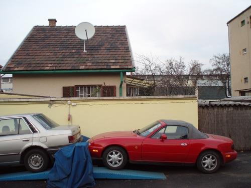 A szerző Mazdája Mazda Mesternél