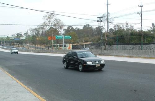 Volkswagen Bora Mexikóvárosban