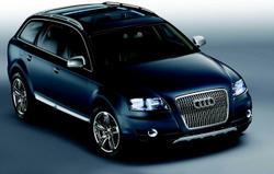 Audi Allroad tanulmány