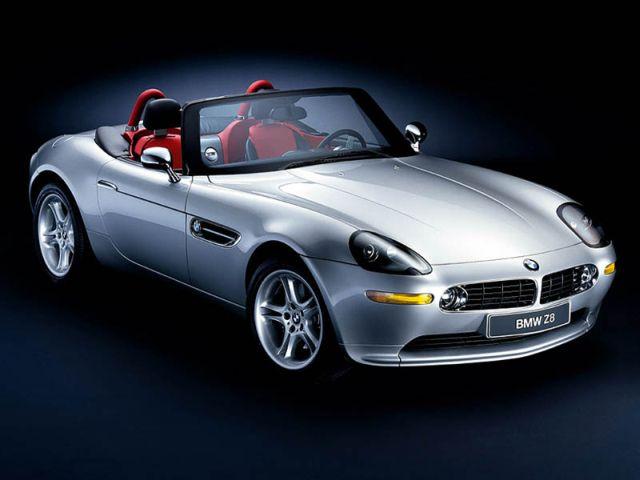BMW Z8 представляет собой спортивный двухместный автомобиль, который выпускает концерн BMW.
