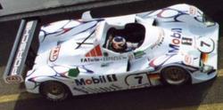 TWR Porsche 1998