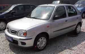 Nissan Micra a csajomnak