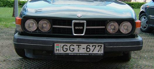 Saab 99 Turbo: itthon ismeretlen understatement car