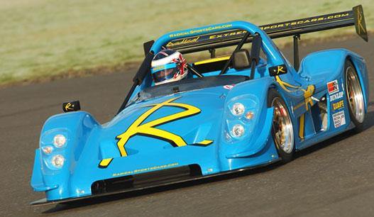 A Radical SR8-at versenypályára tervezték, mosolyogva hagyja maga mögött a Ferrarikat, Lamborghiniket