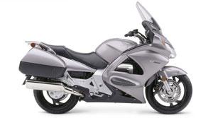 Gyors, kényelmes, pakolható: Honda Pan European
