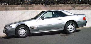 R129-es Mercedes