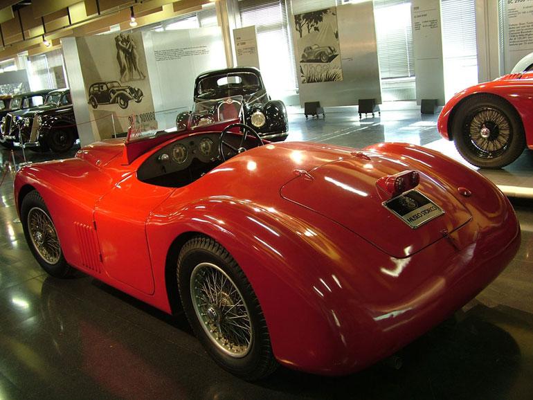 6C 2500 Super Sport Corsa, 1939