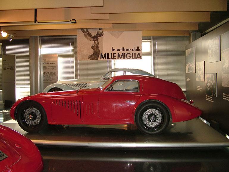 8C 2900 B Le Mans, 1938