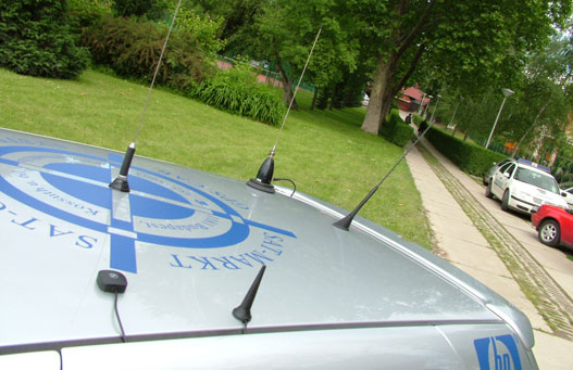 URH, URH, Sláger rádió, telefon, GPS