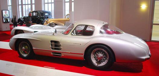 Kevés ennél szebb Mercedes létezett