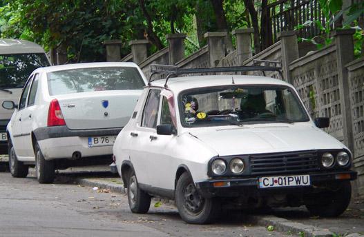 Dacia-nemzedékek Kolozsvárott