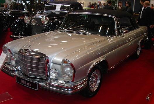 Mercedes-Benz 280 SE 3.5 Cabriolet, 39 ezer km-rel, karnaubaviasz jutott bőven