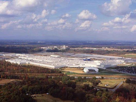 Ha csődbe is megy a detroiti három nagy, lesz még amerikai autógyártás: a BMW üzem Spartanburgban