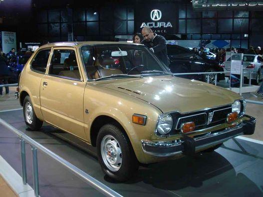 Pont az olajválság idején, a legjobbkor jött az apró, kis fogyasztású, első generációs Honda Civic