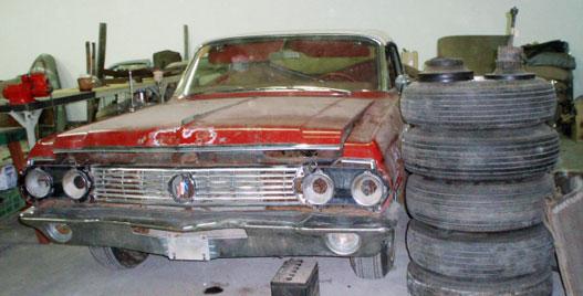 Buick, megrendelésre