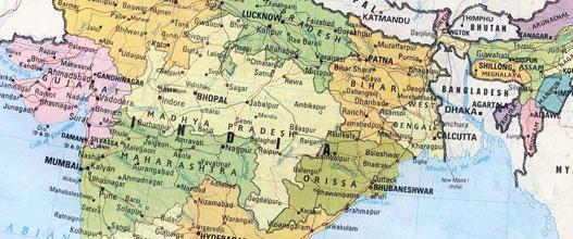 India területe 3 166 414 négyzetkilométer