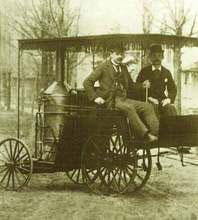 Gőzautó, 1890