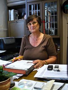 Kócziánné dr. Szentpéteri Erzsébet.Régi múzeumos, de új főigazgató.Változtatásokat sürget