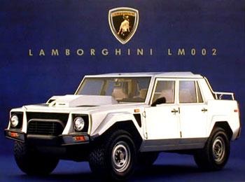 Hummer, azaz Cheetah, azaz LM002. A 001 amerikai V8-assal működött. Abból egy darab készült