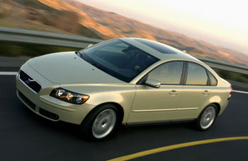 Volvo S40 1.6 - 54 200 Ft/LE