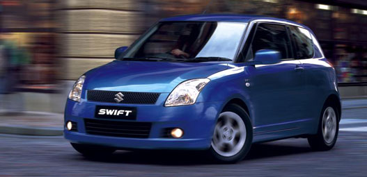 Suzuki Swift 1.3 GC - 22 282,6 Ft/LE