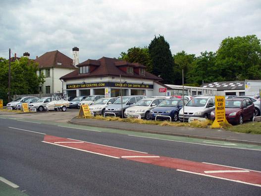 Croxley Car Centre, a jó hely