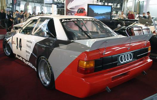Audi Quattro 200 Trans Am, 1988-ban két vállra fektették vele Amerikát