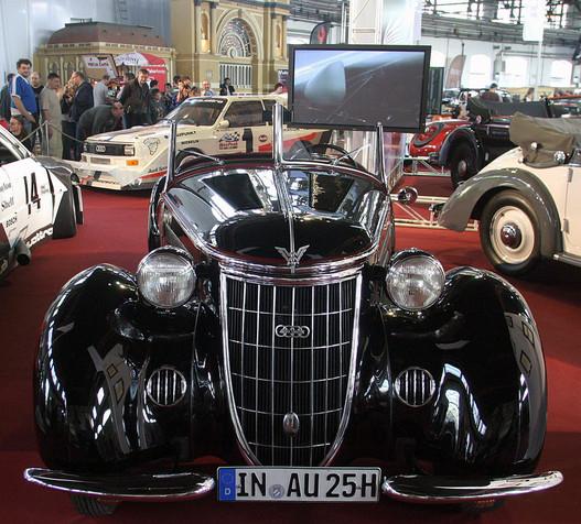 Wanderer W 25 K roadster, 1936