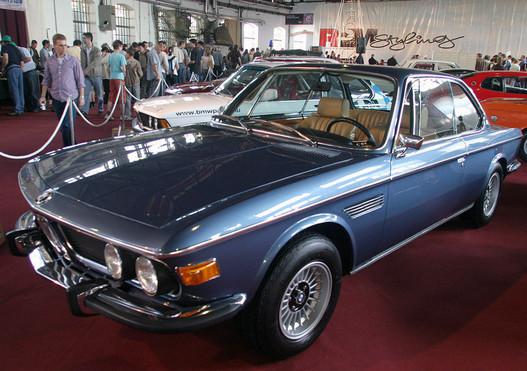 BMW 3.0 CSI, 1972