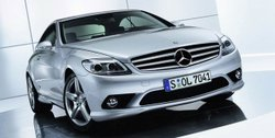 Mercedes CL AMG