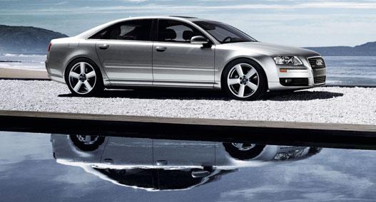 """Az Audi A8 a legkedveltebb. A """"Miért?""""-re általában a """"Mert quattro!"""" a válasz"""