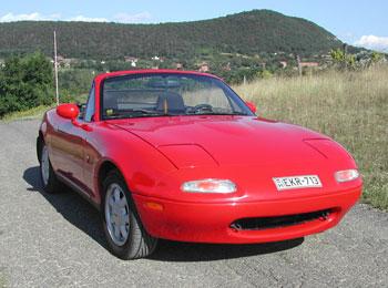 Mazda MX-5 - 1991, -2140 Ft