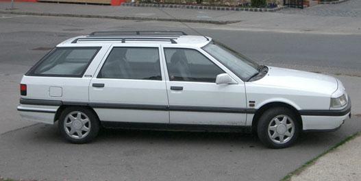 Renault Nevada 2,2 - 1995, +1389 Ft