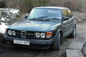 Saab 99 Turbo - 1981, -1800 Ft