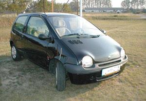 Renault Twingo - 1999, +560 Ft