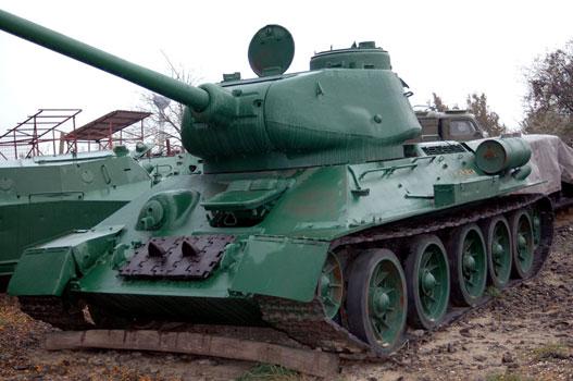 Ha szétbontjuk vagy szétlövik a talpat, a tank kitolja maga alól