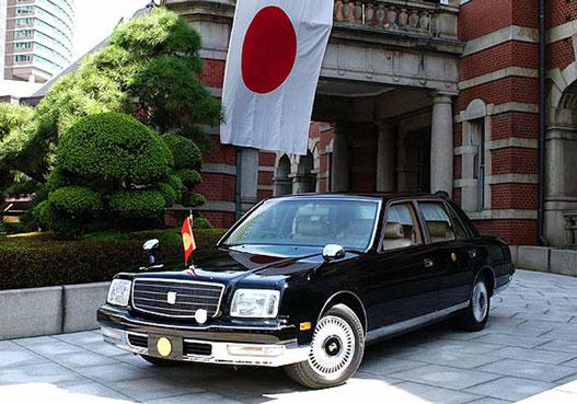 Toyota Century: valószínűleg a világ legjobb minőségű autója