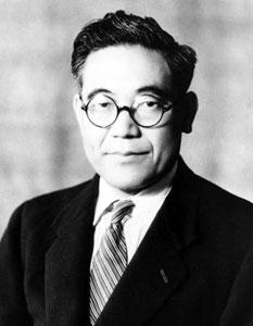 Tojoda Kijicsiro (Kiichiro Toyoda), a Toyota autómárka alapítója
