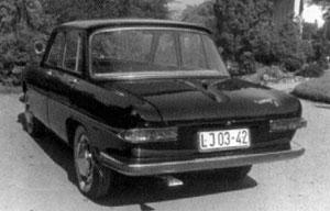 A VW alakú Wartburg...